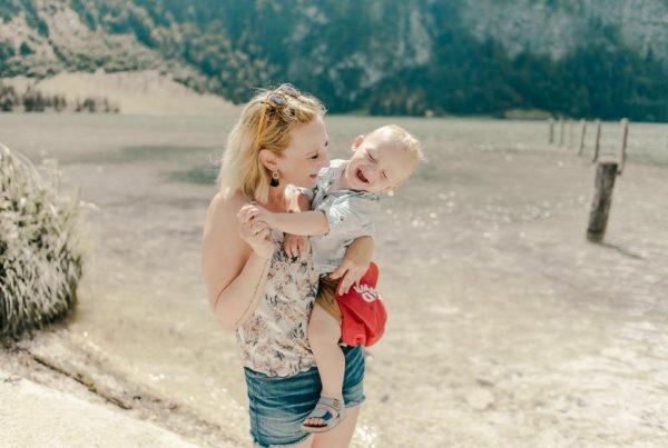 Vanessa und Kind