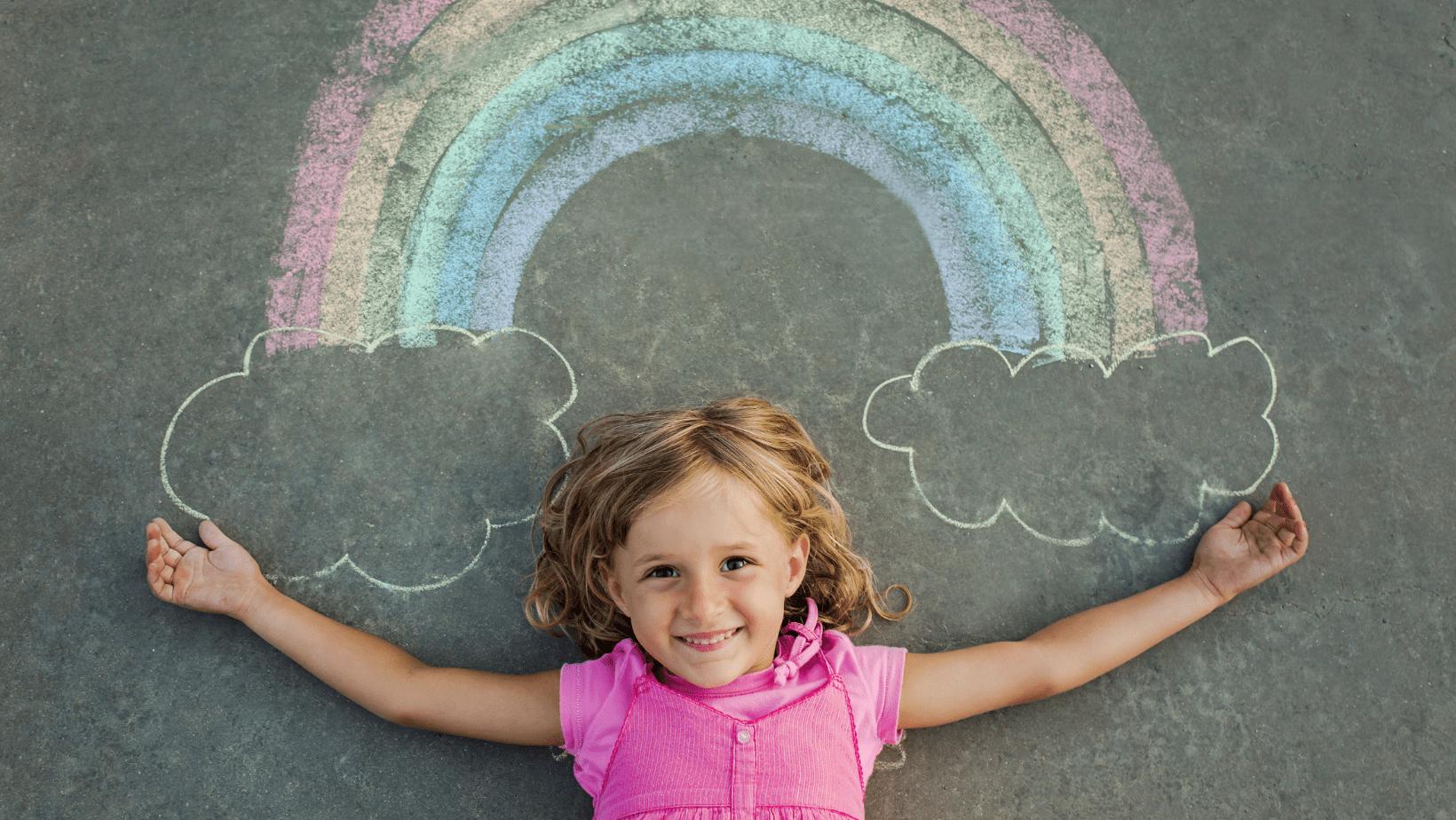 Kinderfotos im Freien – einzigartige Ideen für kreative Bilder